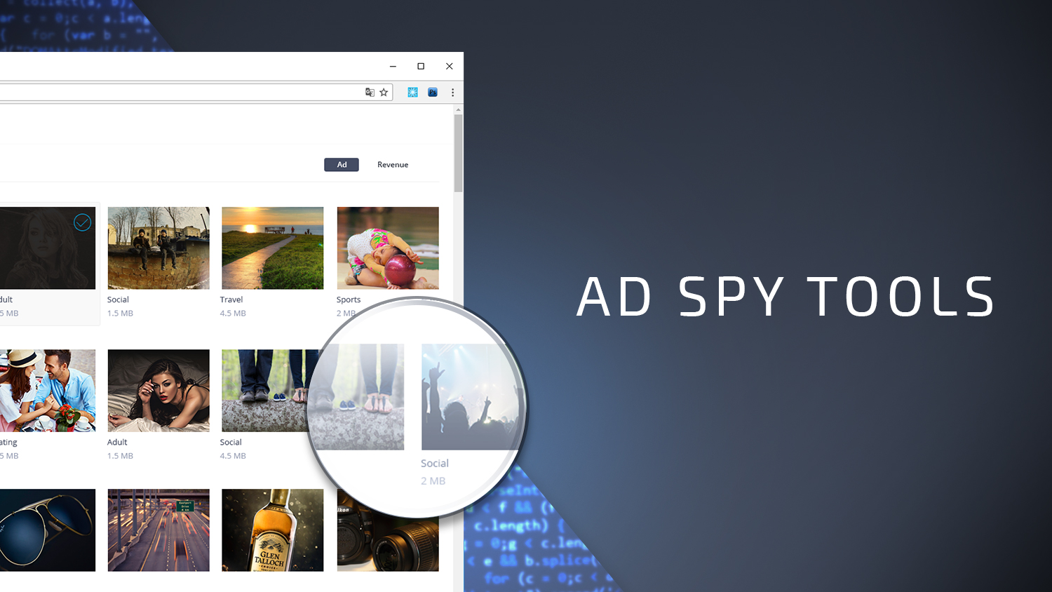 Native Ads Spying Tools