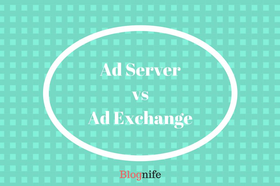 Ad Server vs Ad Exchange