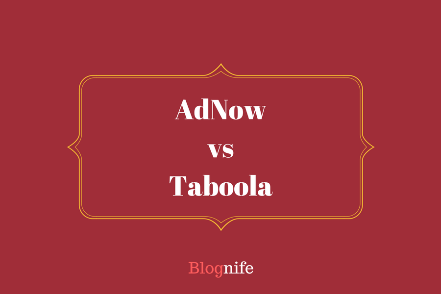 AdNow vs Taboola – CPM Rates, Payments and Earnings Report