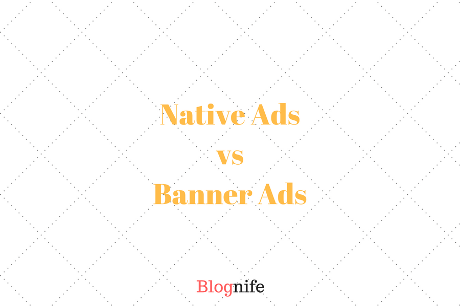 Native Ads vs Banner Ads