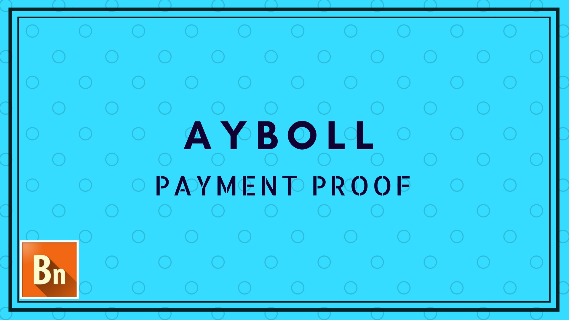 Ayboll Payment Proof and Earnings 2020