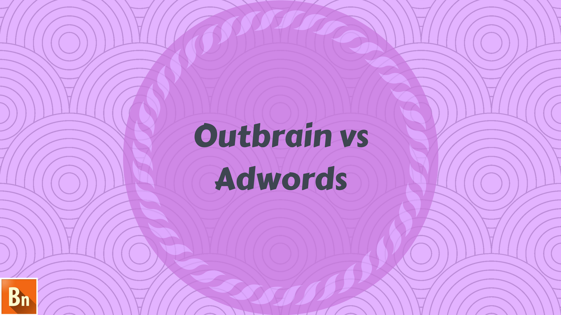 Outbrain vs Adwords- Review 2018