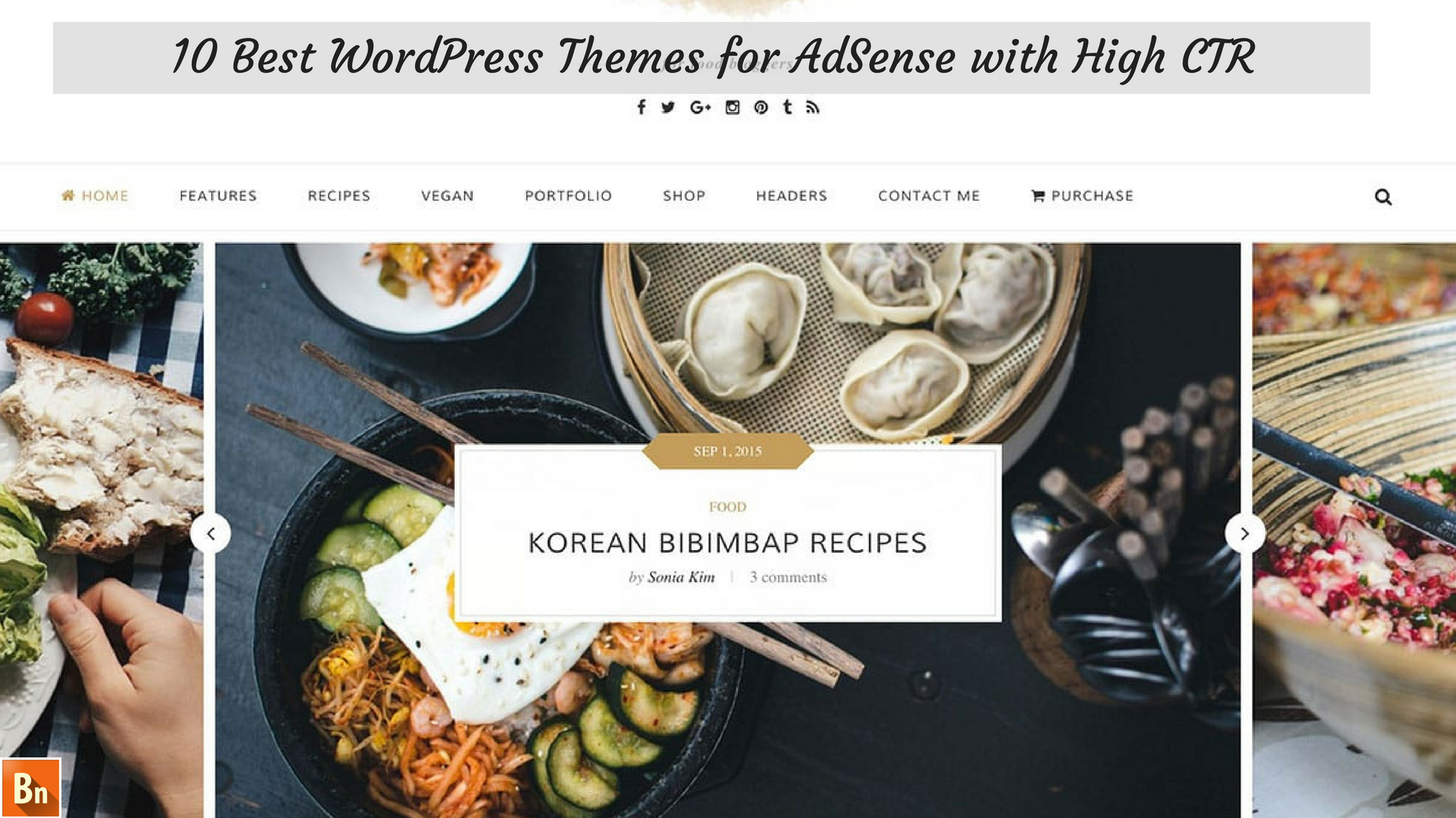 10 Best WordPress Themes for AdSense with High CTR