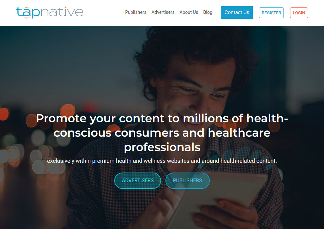 Tap Native Review 2020: Best Native Ad Network for Health Publishers