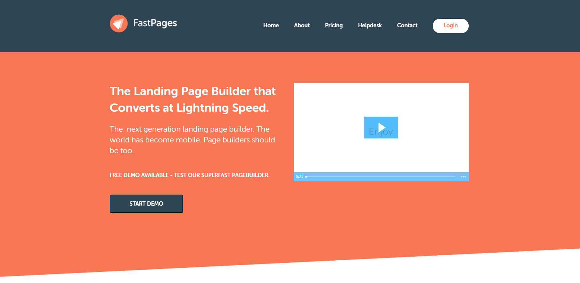 Best Landing Page Builder of 2020 – FastPages Review