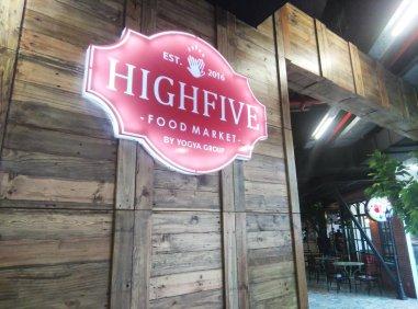 High Five Food Market