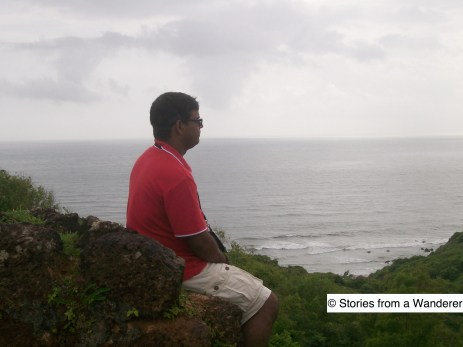 Solitude at Goa, India