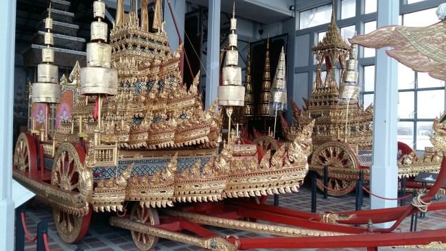 Kings chariot