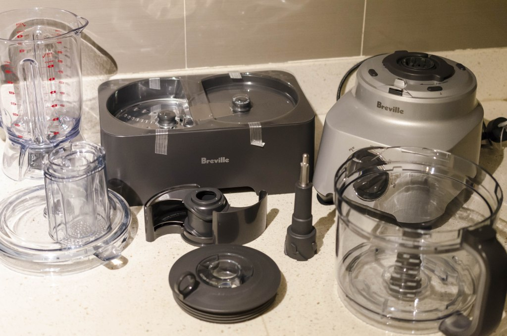 Breville Kitchen Wizz 8 plus, food processor
