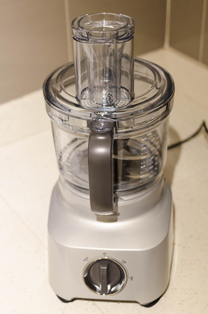 Breville, food processor, Kitchen Wizz 8 plus, Kitchen wizz 8