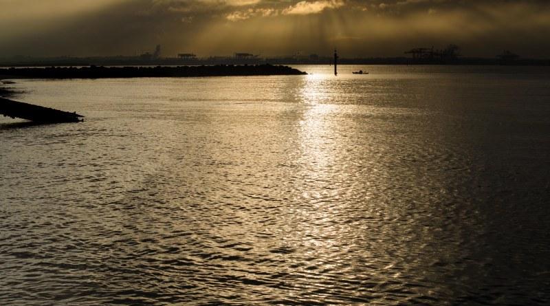 Botany bay, sunrise