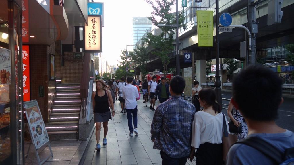 Roppongi, Tokyo