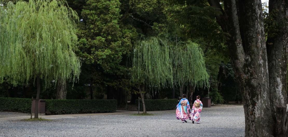 Kimono Hire Kyoto