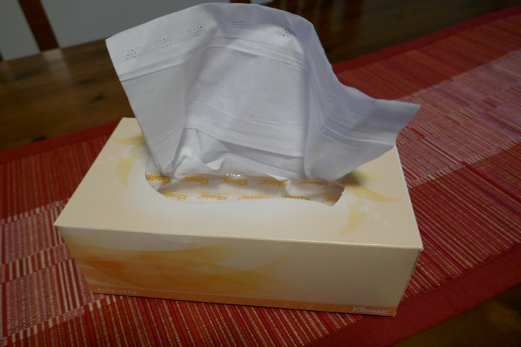 sick leave tissues