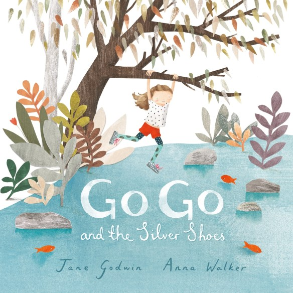 Go Go and The Silver Shoes February Book