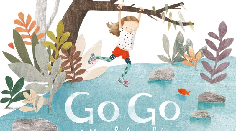 Go Go and The Silver Shoes February Picture Book