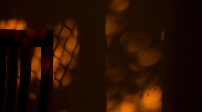 Bushfire light