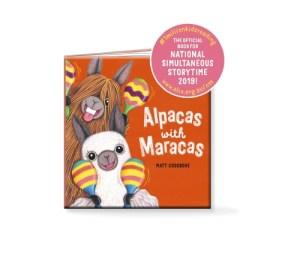 Alpacas with Maracas
