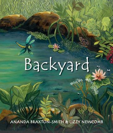Backyard August 2018 Picture Book Roundup