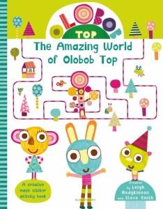 Amazing World of Olobob Top