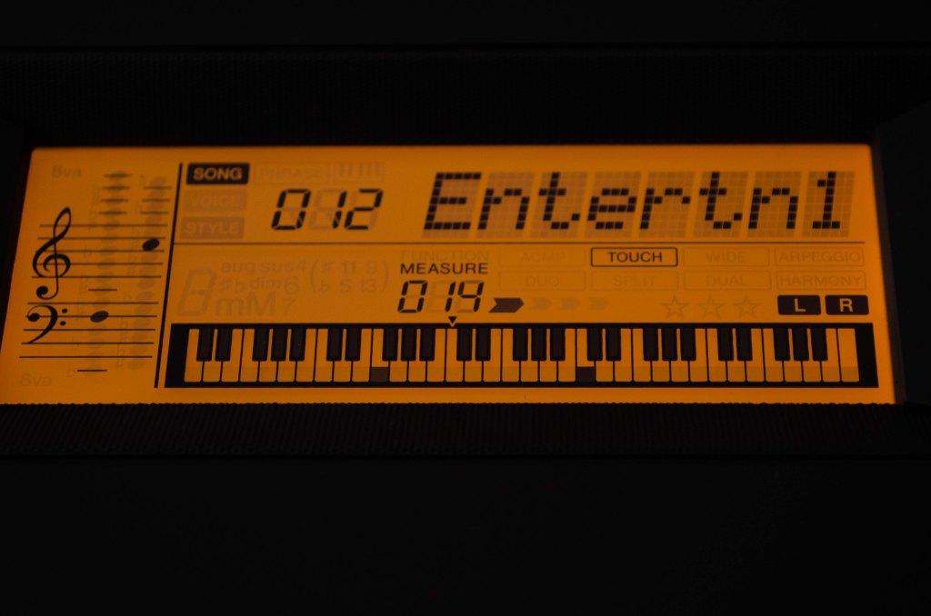 Yamaha PSR-E363 The Entertainer
