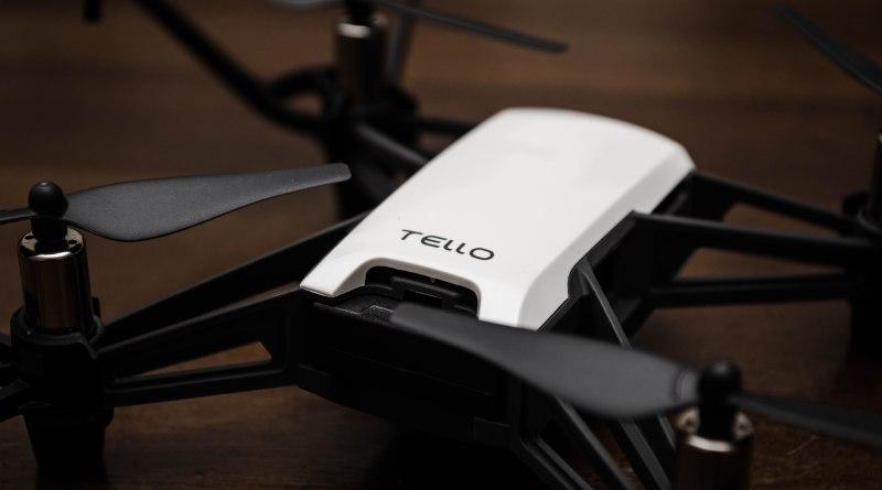 Tello, powered by DJI