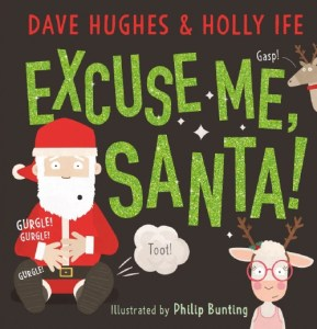 Excuse Me Santa Christmas Picture Book Roundup