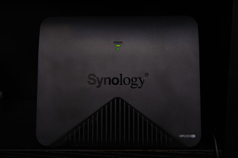 Synology MR2200ac mesh system better NBN Wi-Fi