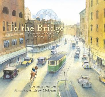 To the bridge - April 2020 Children's Book
