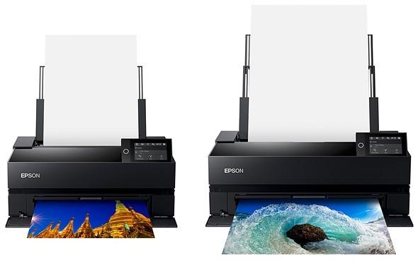 Epson SureColor P706 and SureColor P906