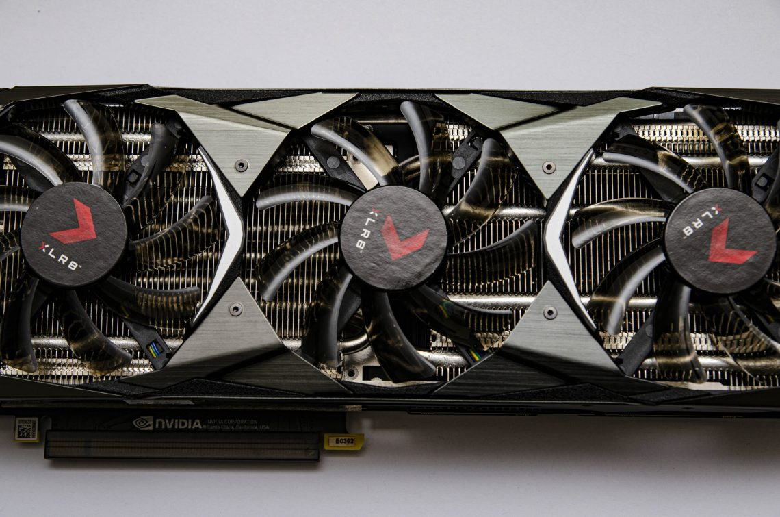PNY GeForce RTX 2070 SUPER 8GB XLR8 Gaming Overclocked Edition