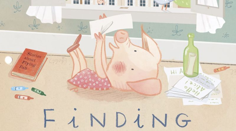 Finding Francois - July 2020 Children's Book Roundup