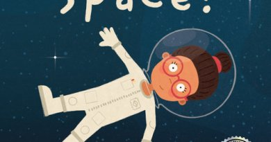 give-me-some-space- December 2020 Children's Book Roundup