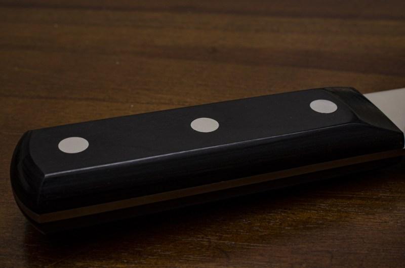 MUSASHI Chinese Cleaver Pure-Molybdenum 220mm