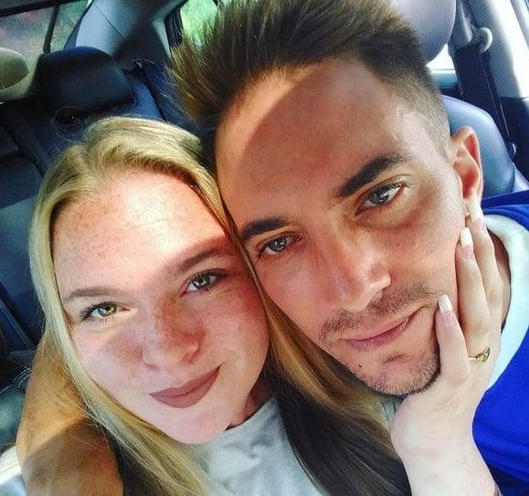Cecily Chapman and Matty Smith