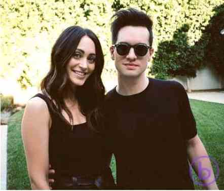 Sarah Urie and Brendon Urie