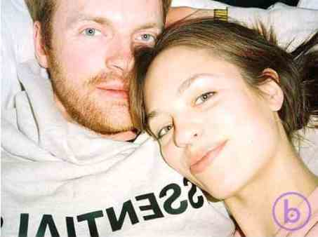 Claudia and Finneas O'Connell