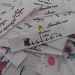 [Video] DIY: Labels zum einnähen erstellen