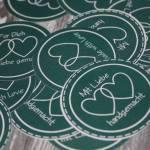 [Plotter-Freebie] Handmade Labels für Euch (Print & Cut)