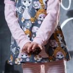 Manga-Girl – Ein bisschen Rosa für die kleine Motte ♥