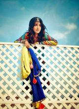 Shruti Hassan ShoppersStop- Salwar Suit (2)