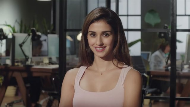 Disha Patani New Ad Photos