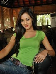 Sonal-Chauhan-Tight-Green-Top-Denim-Jeans (55)