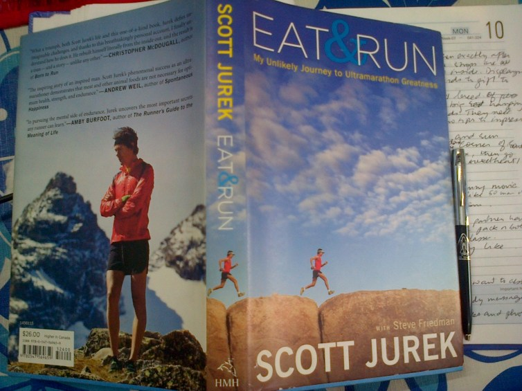 Book Review – Eat and Run by Scott Jurek