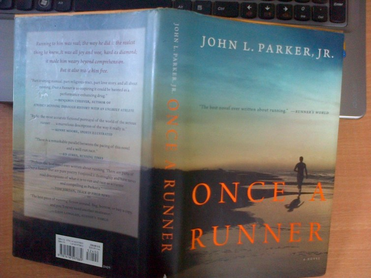 Book Review – Once A Runner