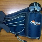 Gear Review – Wenzel Mountain Trails 1-Bottle Lite Waist Pack