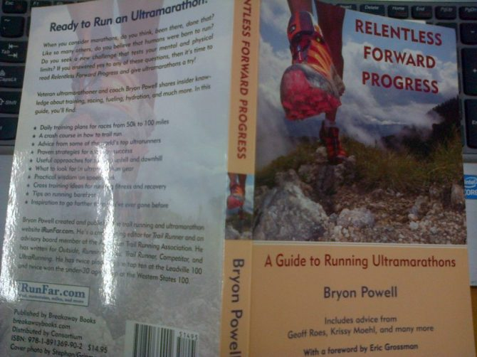 Book Review – Relentless Forward Progress by Bryon Powell
