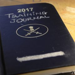6 Tips on Writing a Training Log Book