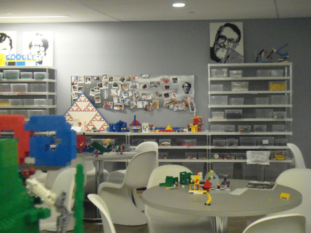 Something Google Doesn t Want You to See   The New York Times     Google Lego creations already were already out on the Internet