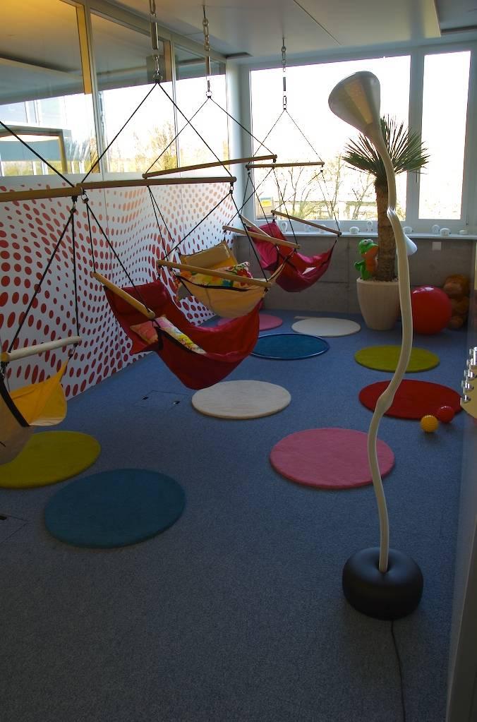 Gallery Of New Google Zurich Office